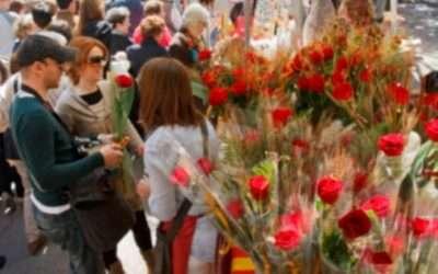 Sant Jordi 2021: es l'hora dels brots verds