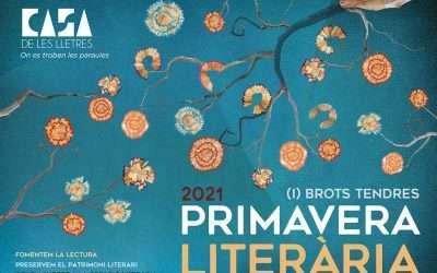 Lletres Tarragona/ Primavera literària 2021