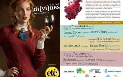 El festival Di(vi)nes arriba a la seva cinquena edició amb dos concerts a Reus i un a Altafulla
