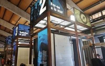 Museu del Port: una experiència interactiva i sensorial